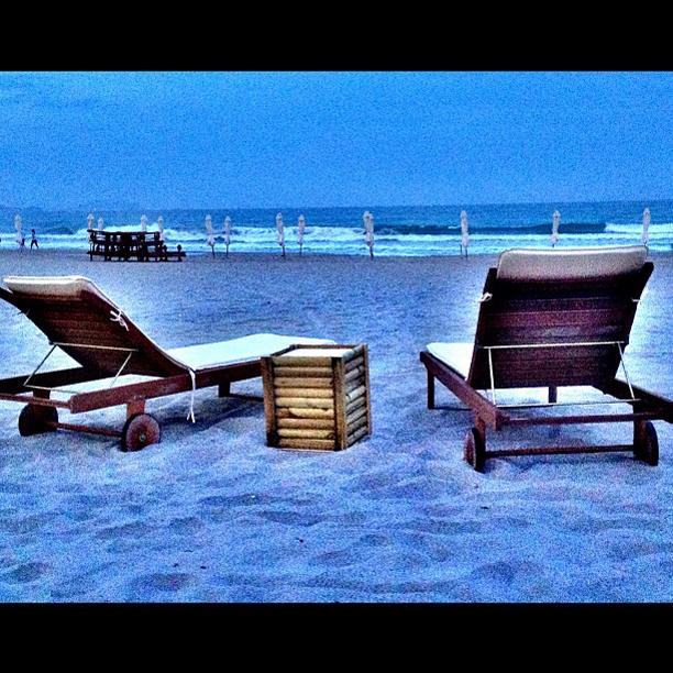 Playa muchavista el campello turismo - Hamacas de playa ...