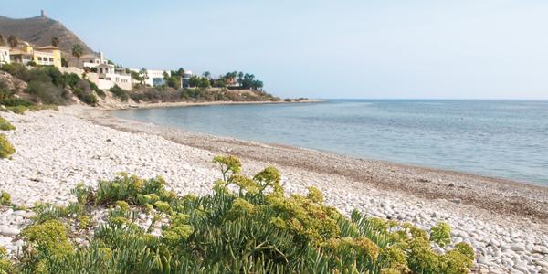 Playa del Barranc d.Aigües